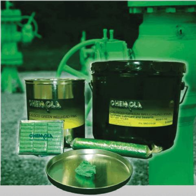 Desco Green Wellhead Pak